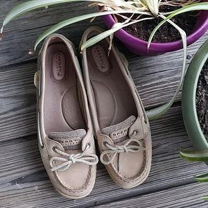 Classic Sperry Top-Sider Womens Boat Shoes